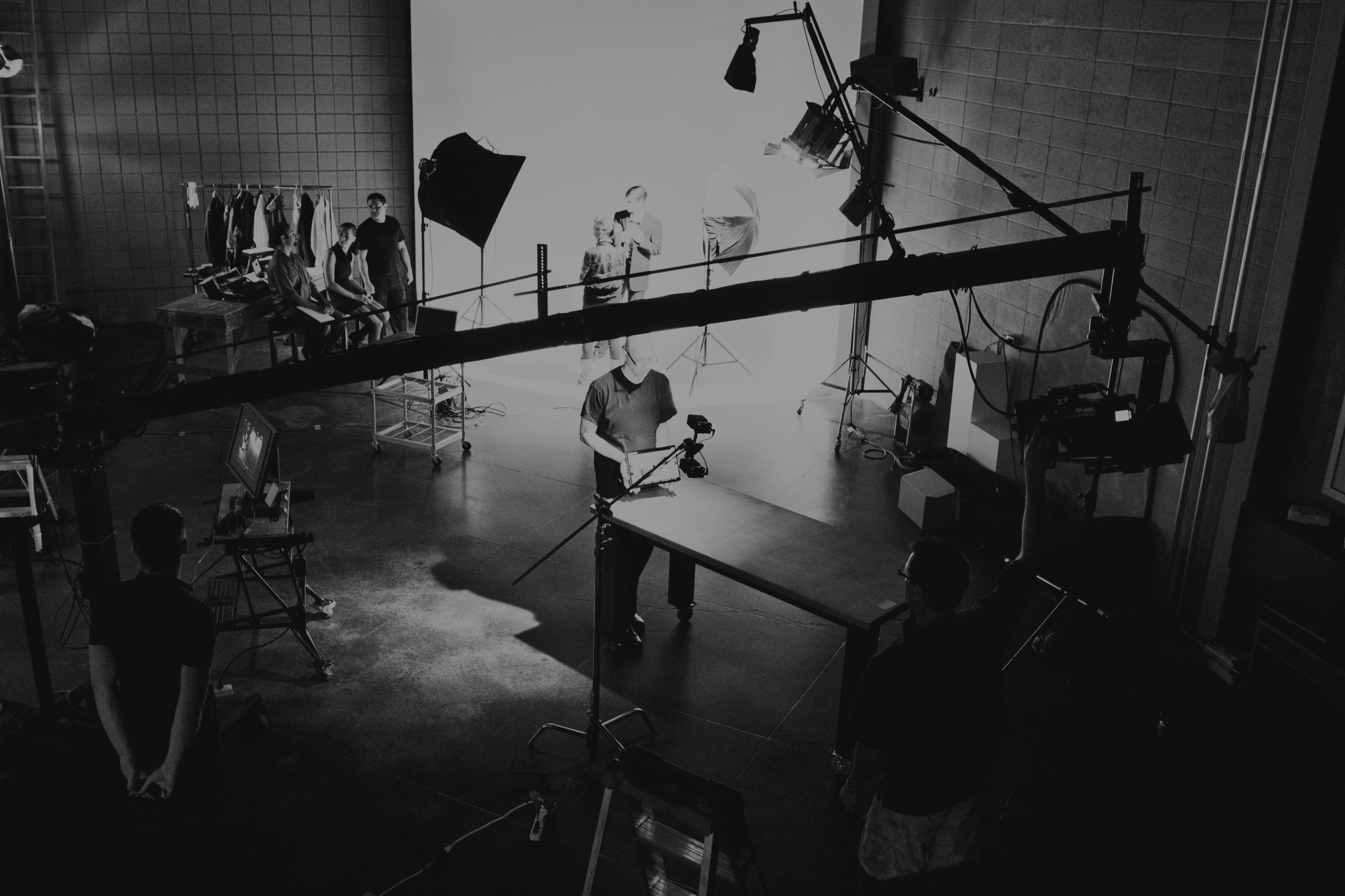 PHOTOSHOOT PRODUCTION